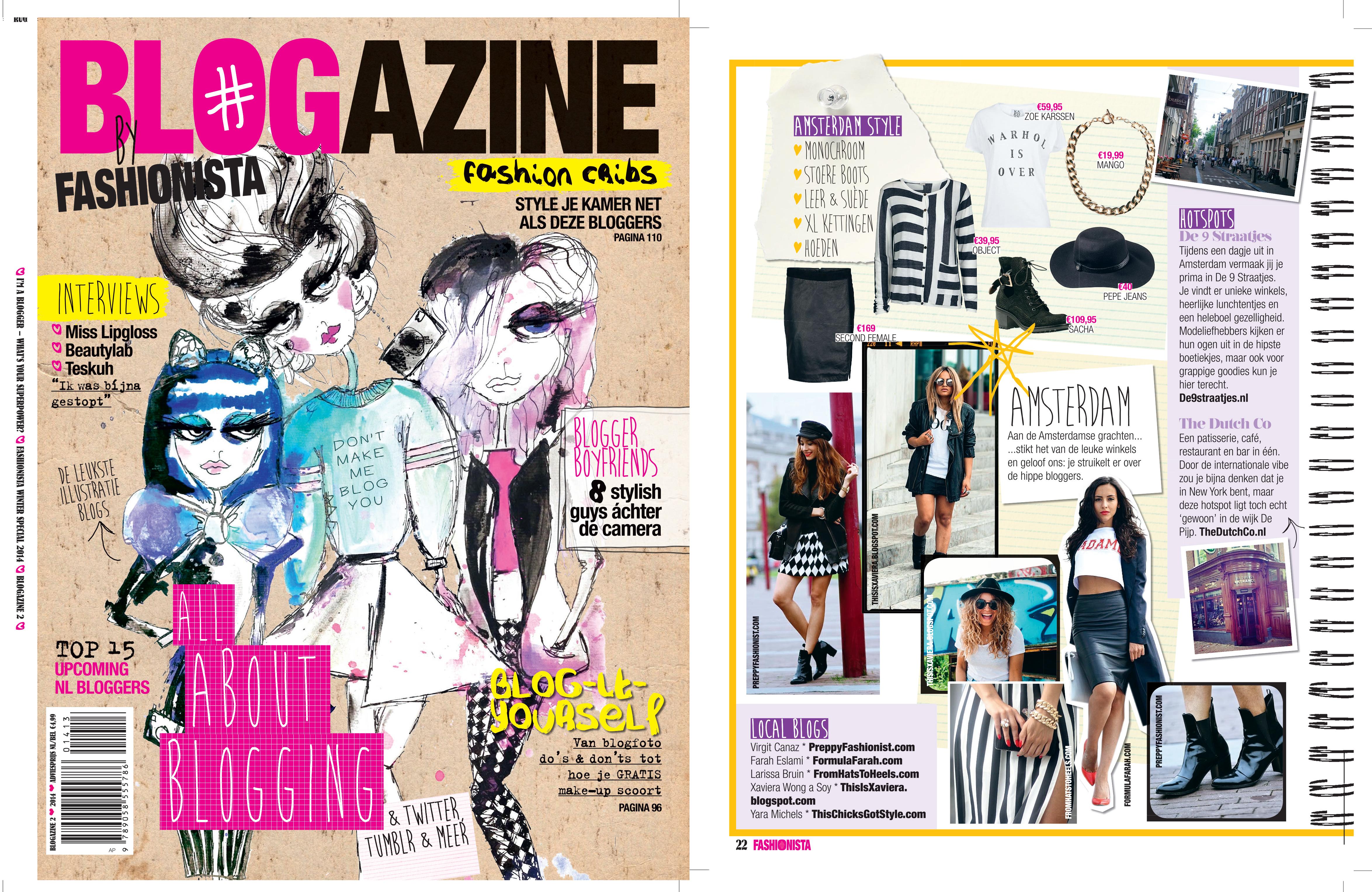 Blogazine Magazine