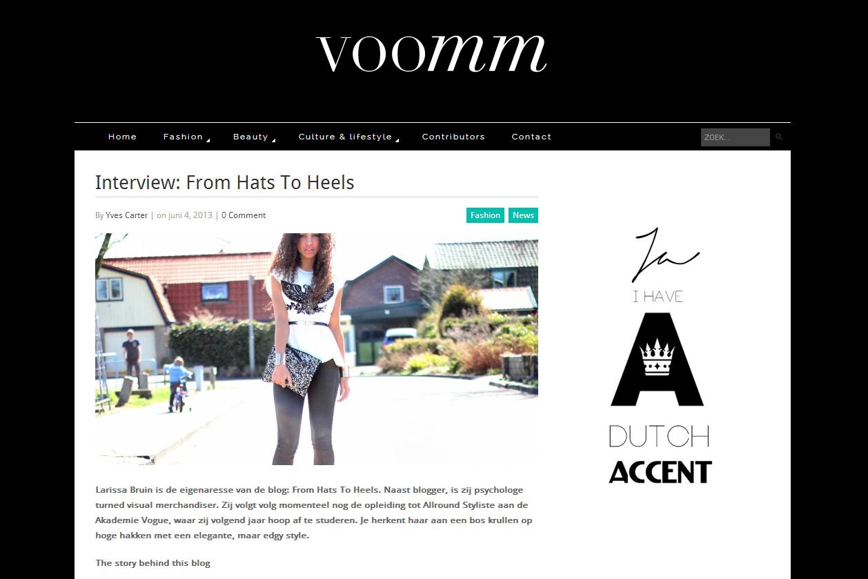 Voomm Magazine