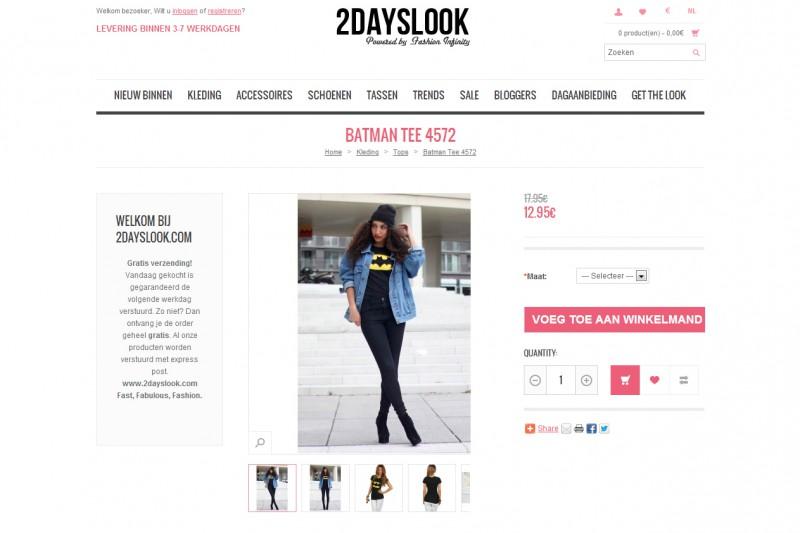 2Dayslook Shop