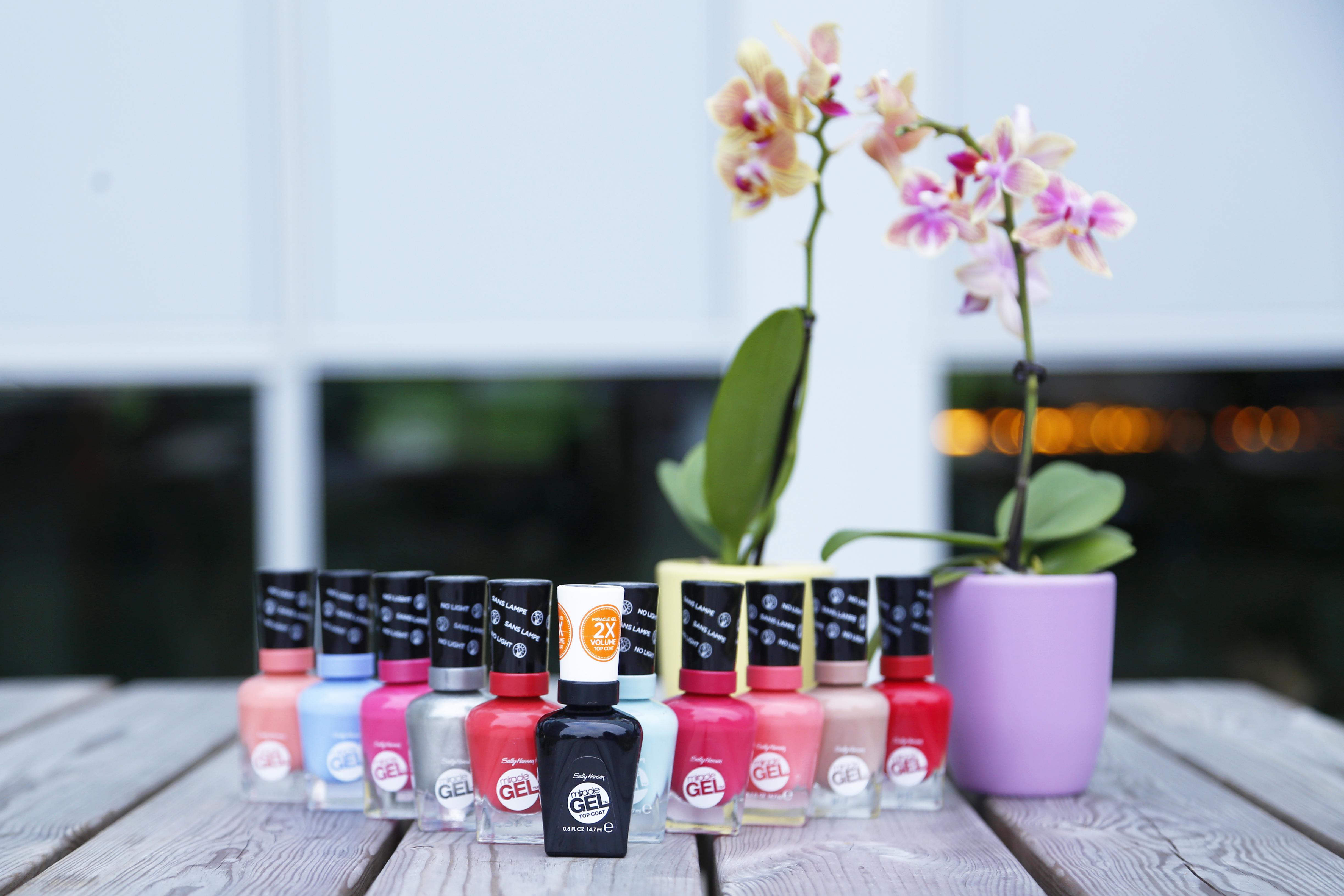 SUMMERPROOF NAILS WITH SALLY HANSEN FROM HATS TO HEELSFROM