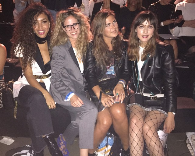 frontrow fashion week amsterdam paris milan