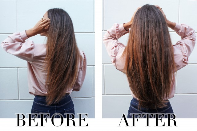 And then i found the best hair extensions from hats to in these pictures i am showing you some before and after shots and the overall look of me with luxury 4 princess hair extensions in both straight pmusecretfo Image collections