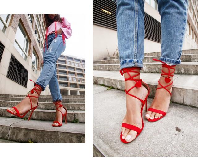 shoes public desire heart heels